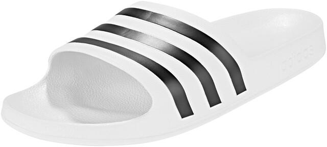 adidas Adilette Aqua Sandalen Heren, ftwr white/core black/ftwr white